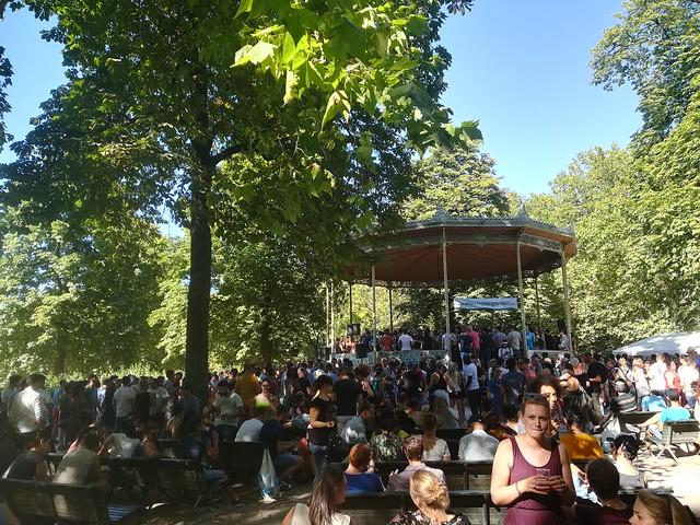 Electronic Garden  - 30016360578 e88b0e23c4 z - Música electrónica en el Parque Real