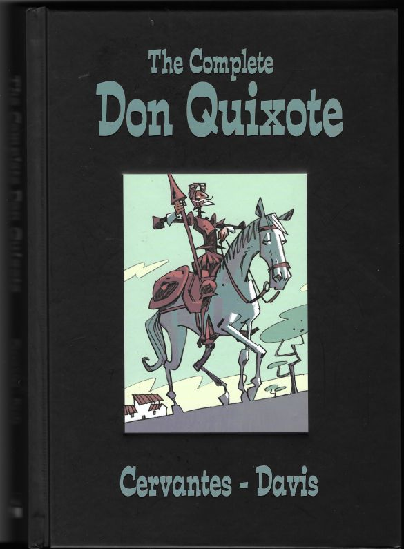 Davis-CervantesTheCompleteDonQuixote