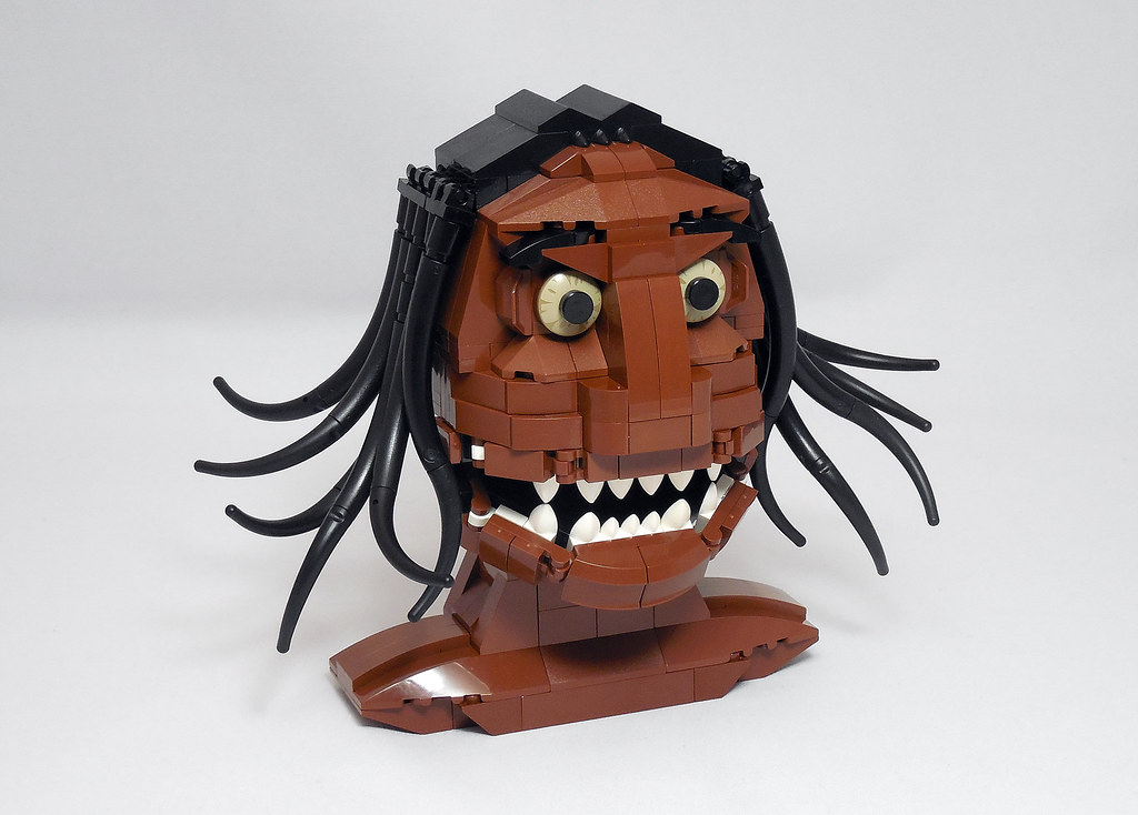 LEGO® MOC by Vitreolum: Zuni Fetish Doll