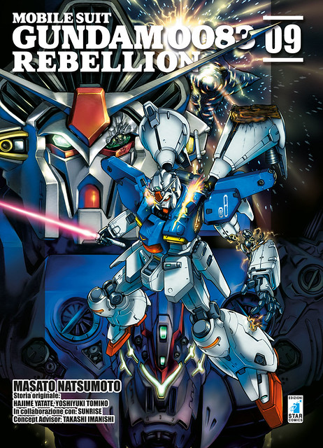 Gundam 0083 Rebellion 9 - Italian Edition