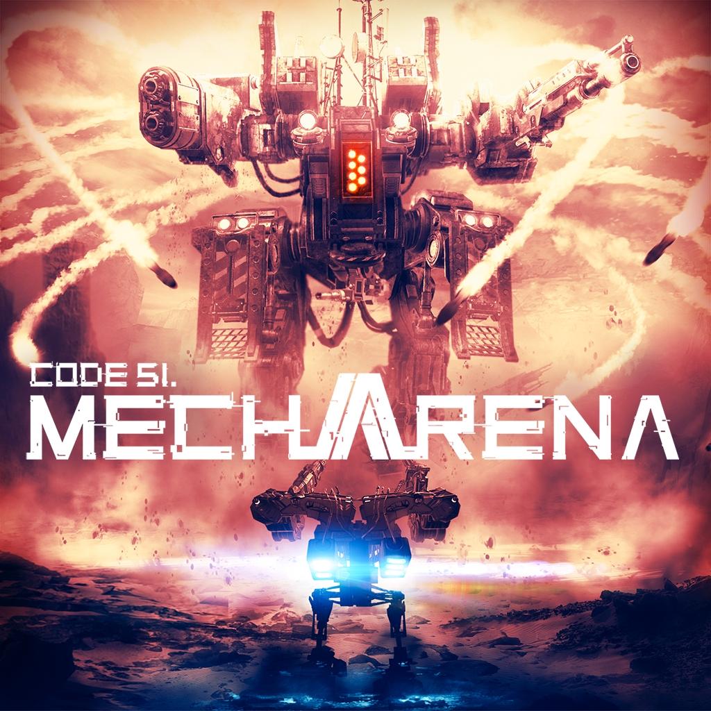 Code51 Mech Arena