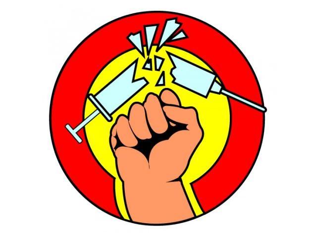 Конкурс «Мы - против наркотиков»