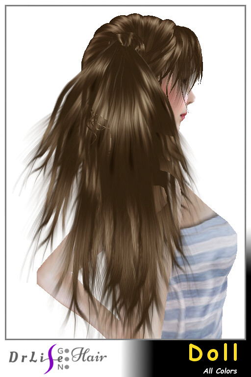 DrLifeGen3Hair Doll
