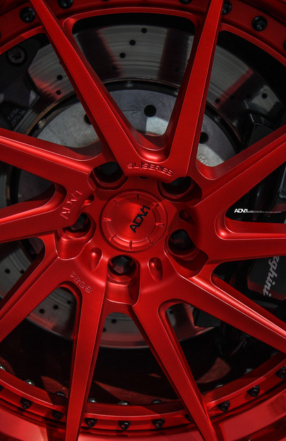 Heffner Performance Twin Turbo Lamborghini Gallardo - ADV.1 ADV10R Track Spec CS Series Wheels