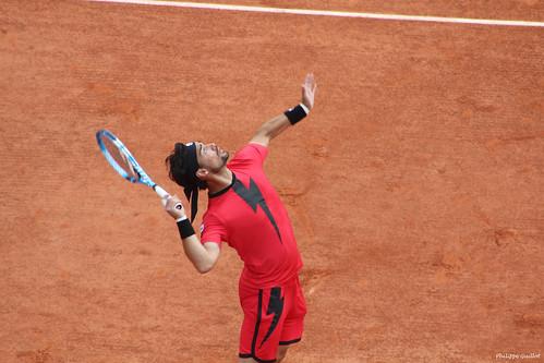 Roland-Garros 2018 : Fabio Fognini