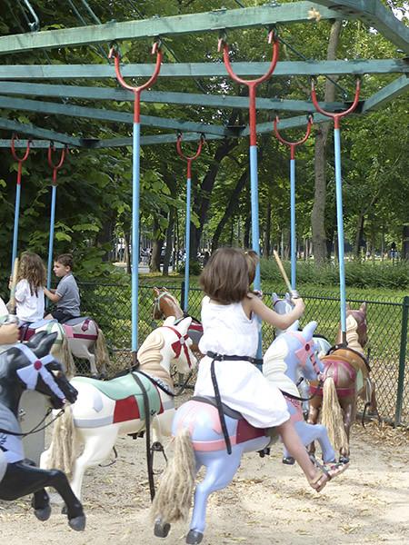 les chevaux du Ranelagh