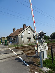 Hornaing passage à niveau rue Blaise  (2)