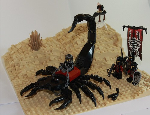 Battle Scorpion - Desert March