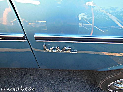 Chevy Nova Logo