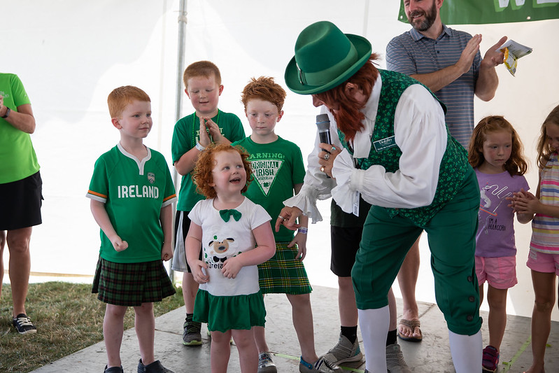 2018 Dublin Irish Festival