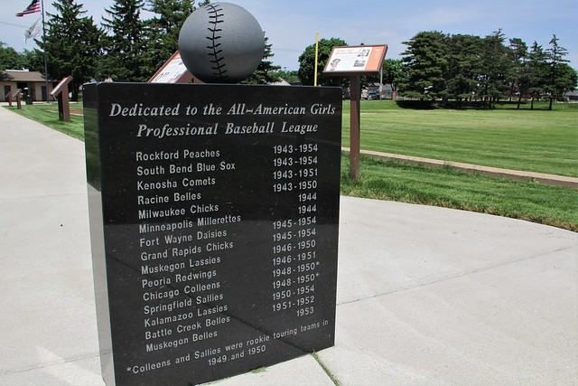 Rockford baseball history
