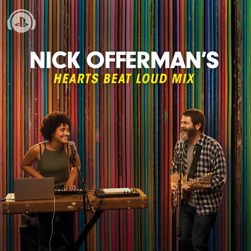 Nick Offerman's Hearts Beat Loud Mix