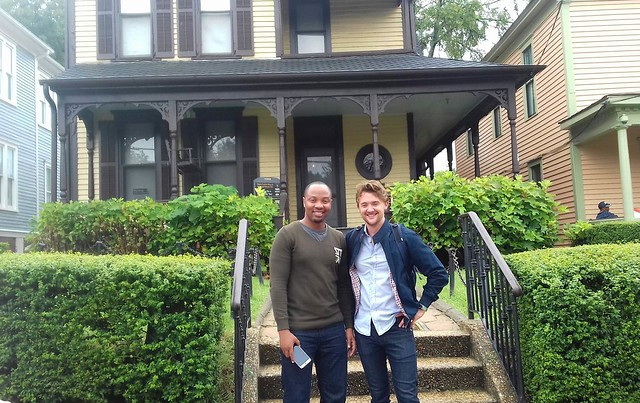 Orientation Week - Martin Luther King's House