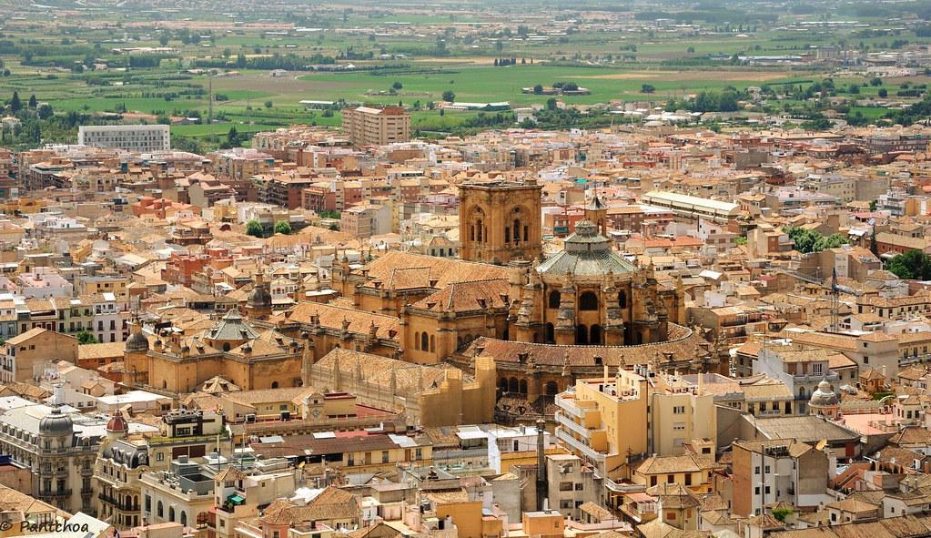 Viaje de fin de curso Granada