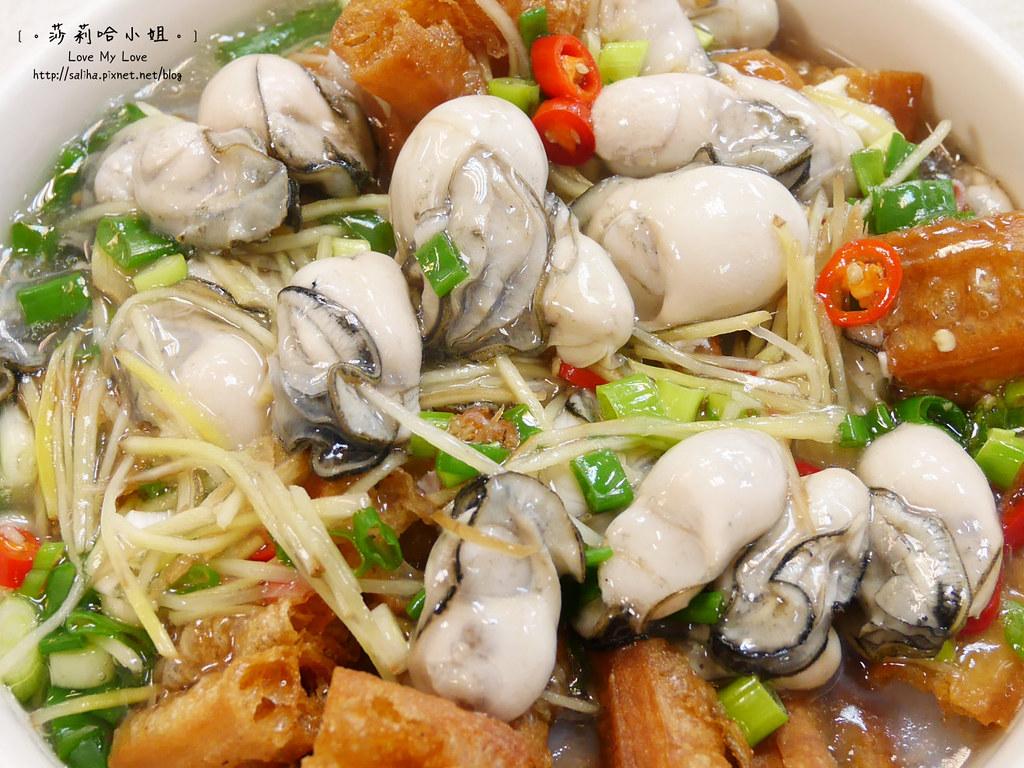 基隆平價好吃海鮮餐廳推薦和平島漁市大街環港海鮮