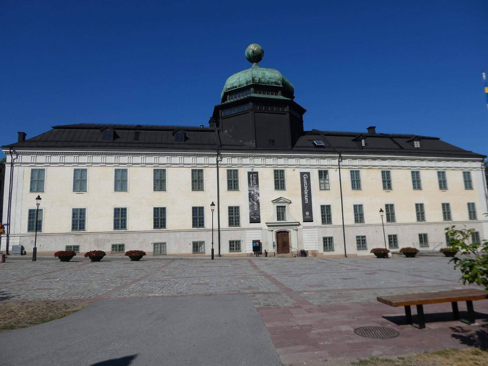Gustavianum Museum, Uppsala