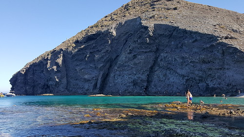 Playa de los muertos (almeria)