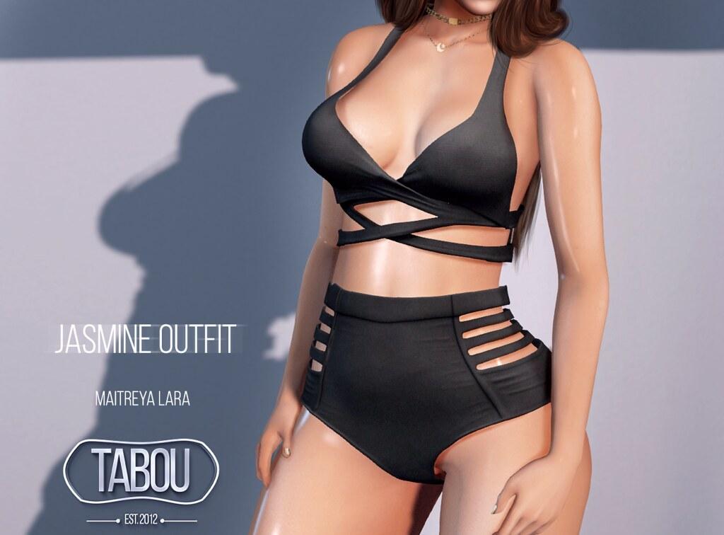 Jasmine Outfit @ Kinky event
