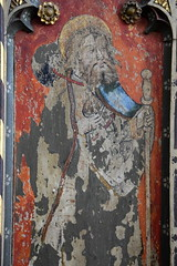 rood screen: St James (15th Century)