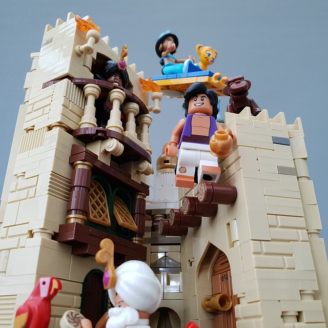 A Day In Agrabah