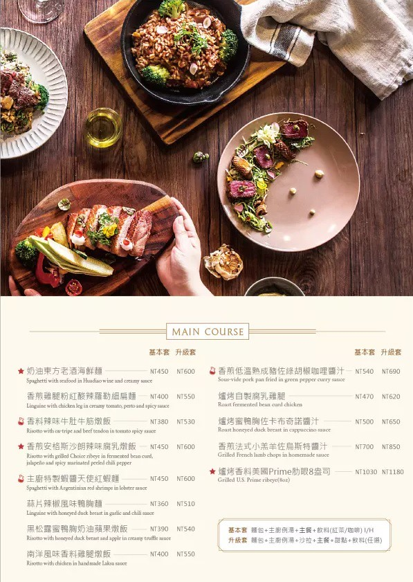 台北松山區小巨蛋站附近餐廳Ulove羽樂歐陸創意料理 (32)