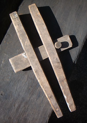 Clinker Boat Builder's Lap Clamp, Scotland