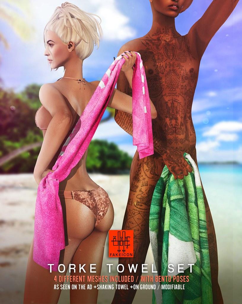 torke towel @ Okinawa Summer Festival - TeleportHub.com Live!