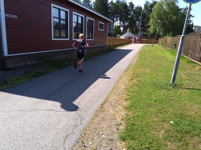 AM-sprintti 22.7.2018, Rauma