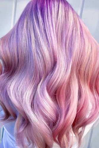 Latest Lavender Hair Color To Adopt The Newest Trend 5
