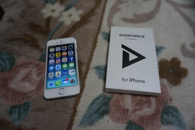 iPhone 5S 3回目のバッテリー交換!