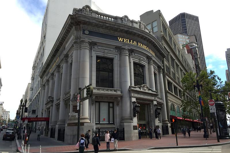 Wells Fargo, Market St