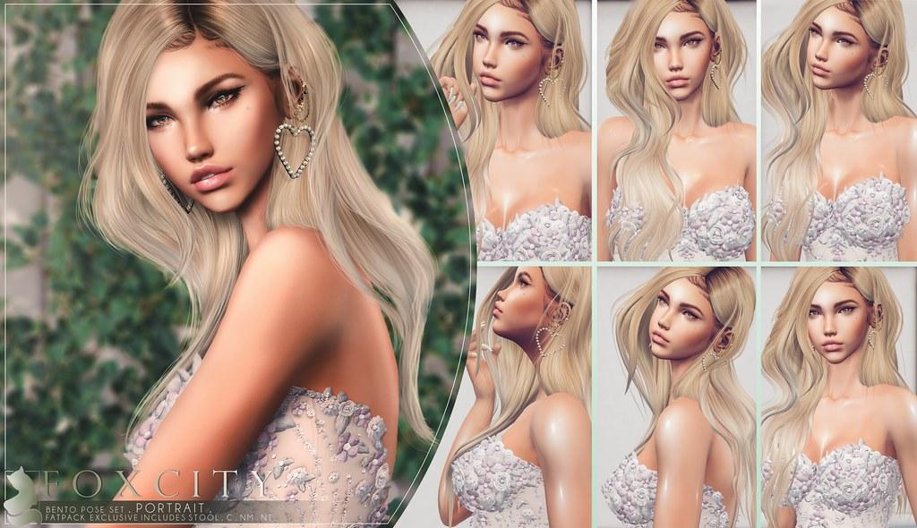 FOXCITY. Portrait @ Vanity - TeleportHub.com Live!
