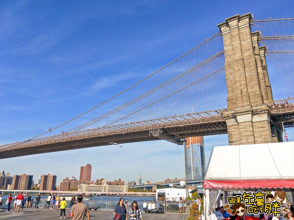 美國紐約-布魯克林大橋-26