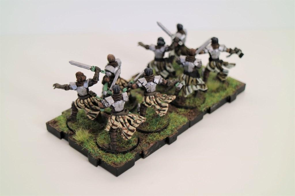 Runewars Miniatures Outland Scouts 3