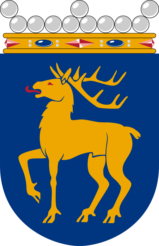 Coat of arms of Åland Islands