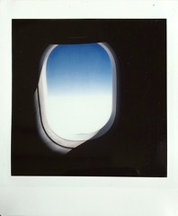 In The Air - Polaroid Week Spring 2018 Day 1