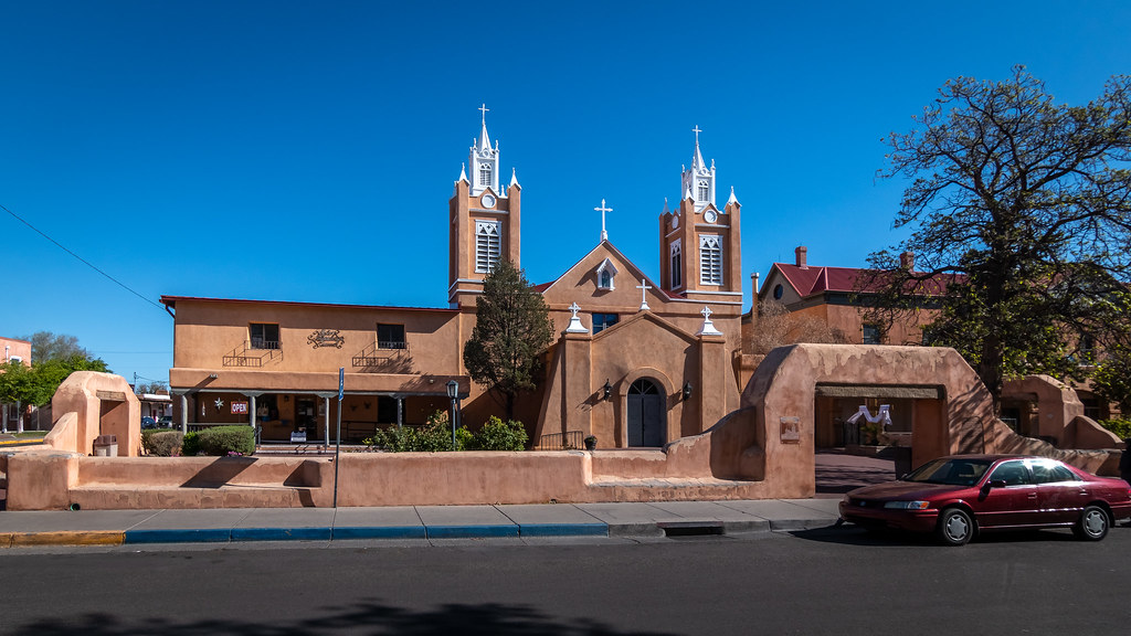 Albuquerque - Nouveau-Mexique - [USA]