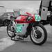 Bultaco two stroke racing motorcycle