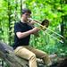Will Fowler, trombone