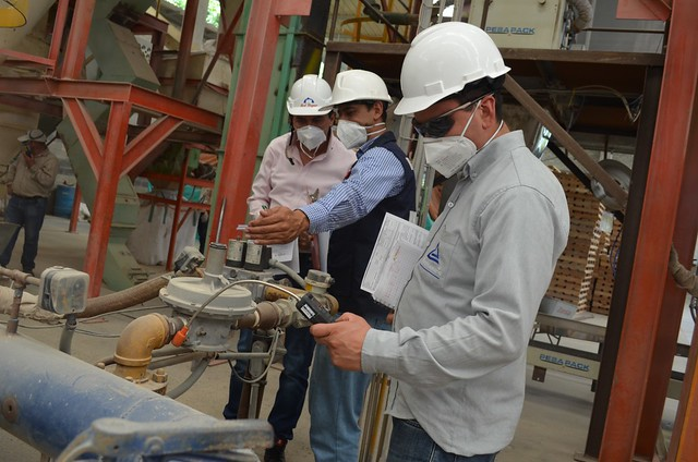Certificación por Competencias Laborales - Inspector de Instalaciones de Gas