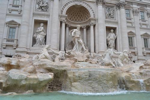 Fontana Di Trevi (Roma)