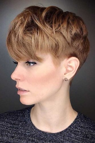 30+SHORT HAIR TRENDS FOR A FRESH LOOK - GET LATEST INSPIRATION 6