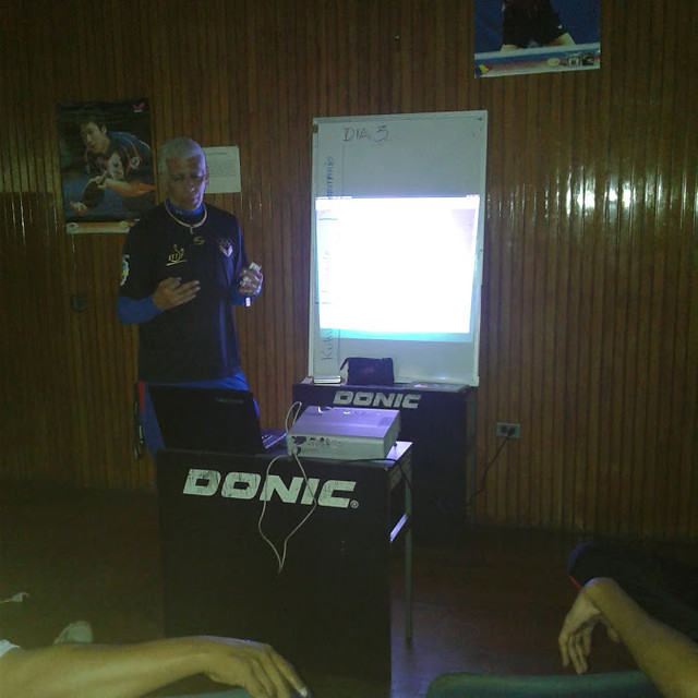 Venezuela (Caracas) - ITTF/PTT Level 1 Coaches course