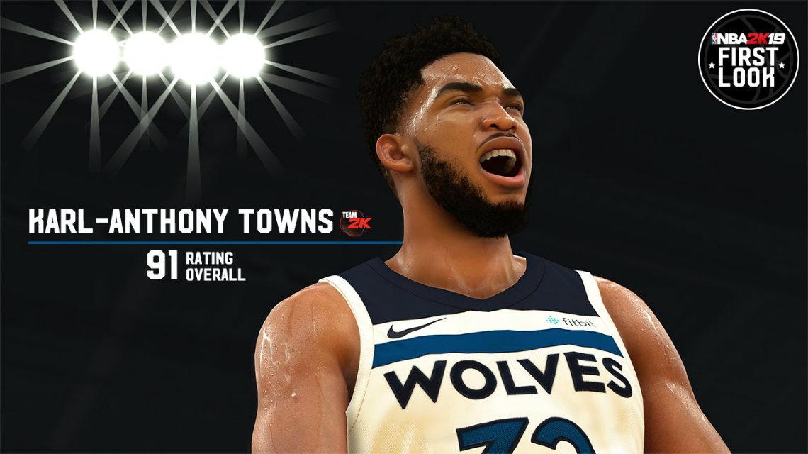 NBA 2K19 İlk bilgiler, yeni şut barı, yeni park özel crossoverlar, yapay zeka, takeover sistemi