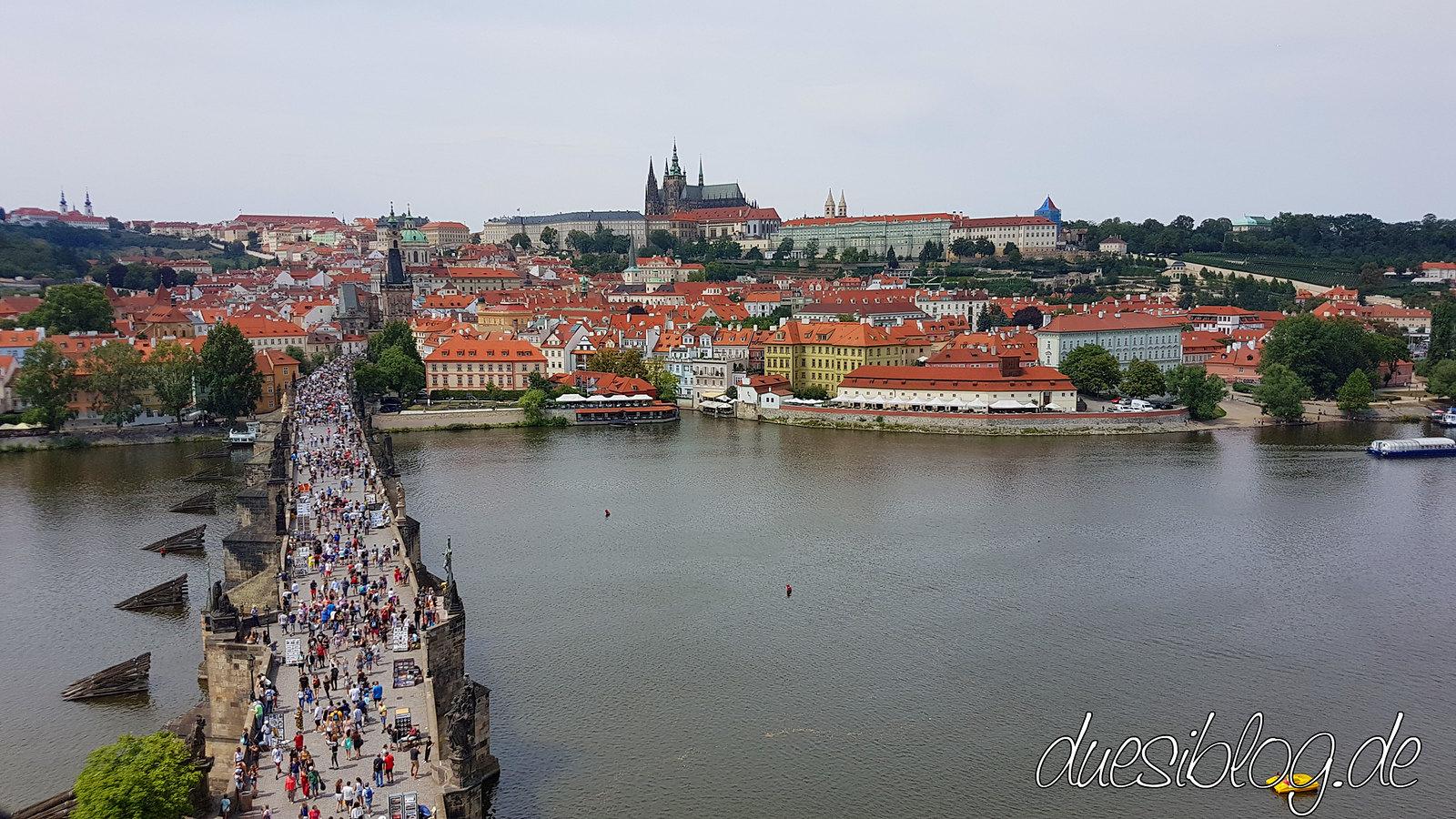 Prag Prague Praha Karlsbruecke Charles Bridge duesiblog travelblog 12