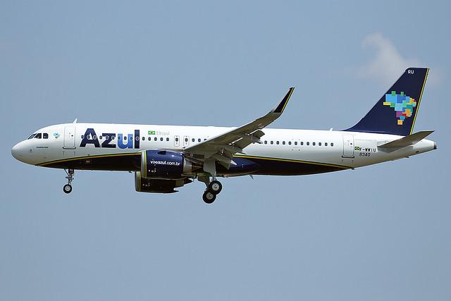 Airbus A320-251N - AZU - PR-YRU - s/n 8340