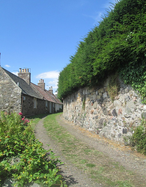 street in Collessie
