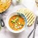 Vegan lentil mushroom curry