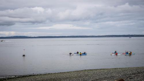 Kayak Polo at Fairhaven