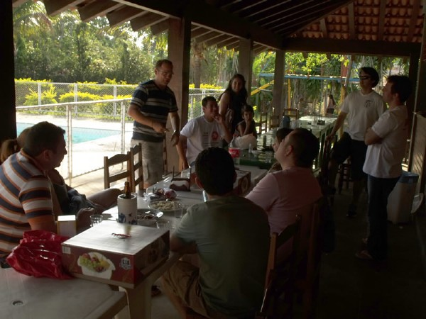 Confraternização do SindJustiça Ceará, na Região da Ibiapaba - 29/11/2011